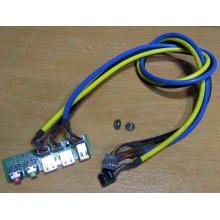 Панель передних разъемов (audio в Бердске, USB в Бердске, FireWire) для корпуса Chieftec (Бердск)