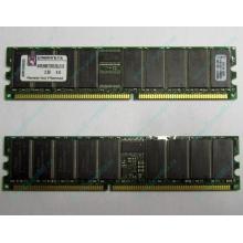 Серверная память 512Mb DDR ECC Registered Kingston KVR266X72RC25L/512 pc2100 266MHz 2.5V (Бердск).