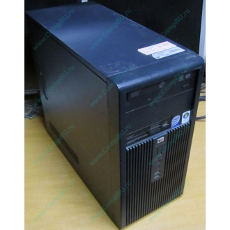 Компьютер Б/У HP Compaq dx7400 MT (Intel Core 2 Quad Q6600 (4x2.4GHz) /4Gb /250Gb /ATX 300W) - Бердск