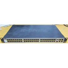Управляемый коммутатор D-link DES-1210-52 48 port 10/100Mbit + 4 port 1Gbit + 2 port SFP металлический корпус (Бердск)