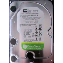 Б/У жёсткий диск 1Tb Western Digital WD10EVVS Green (WD AV-GP 1000 GB) 5400 rpm SATA (Бердск)