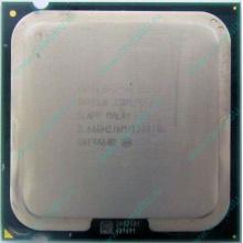 Процессор Б/У Intel Core 2 Duo E8200 (2x2.67GHz /6Mb /1333MHz) SLAPP socket 775 (Бердск)