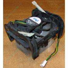 Кулер для процессоров socket 478 с большим сердечником из меди Б/У (Бердск)