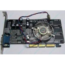Видеокарта 64Mb nVidia GeForce4 MX440 AGP 8x (Бердск)