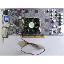 Видеокарта 128Mb nVidia GeForce Ti4200 AGP (Asus V8420 DELUXE) - Бердск