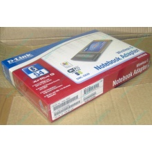 Wi-Fi адаптер D-Link AirPlusG DWL-G630 (PCMCIA) - Бердск